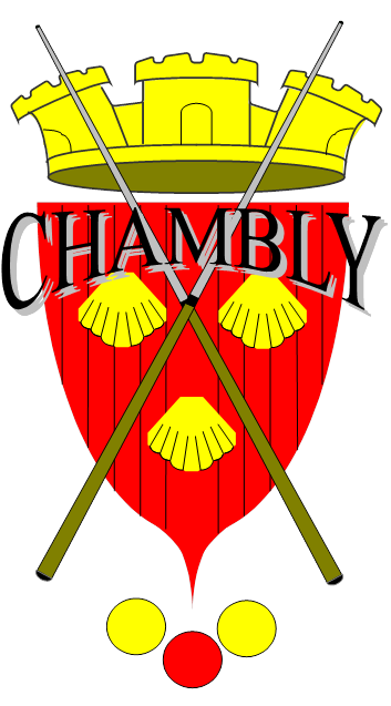 60 chambly ecusson
